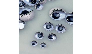 Глазки, реснички, носики, губки