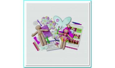 Трикотаж для тела куклы