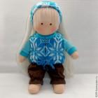 """комплект одежды для куклы """"Лыжница"""""""